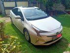 Toyota Prius 4th Generation 2016