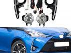 Toyota Vitz Fog Lights 2017-20