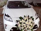 Toyota Wedding Car for Hire