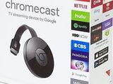 Chromecast Streaming Player