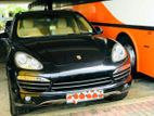 Porsche Cayenne Jet-Black Color 2010