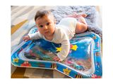 Inflatable Infant Tummy Time Water Play Mat