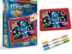 Magic Drawing Light Up LED Pad