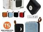 T5 Wireless Bluetooth Speaker