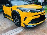 Toyota CHR Modellista Boost Impulse Bodykit