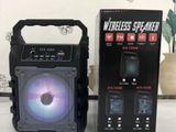 Wireless Bluetooth Speaker with FM Radio