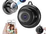 V380 CCTV WiFi MiNi Camera With Two Way Audio (Hidden Cam)