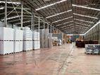 Warehouse for Rent Biyagama