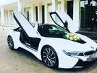 Wedding Car Bmw i8
