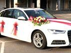 Wedding Car for Hire Audi