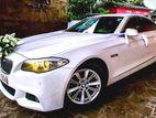 Wedding Car for Hire Bmw