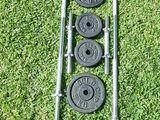 Weights and Bars Set
